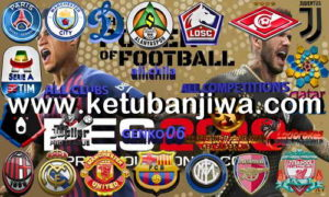 PES 2019 3D HD Logos For All Competition by Ali.chila & Genko06 Ketuban Jiwa