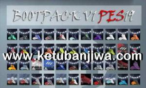 PES 2019 Bootpack v1 by Latinpesedit