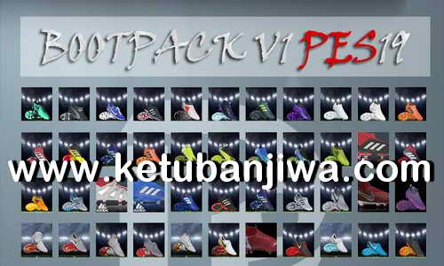 PES 2019 Bootpack v1 by Latinpesedit Ketuban Jiwa