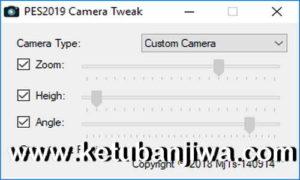 PES 2019 Camera Tweak For Full Game by MjTs-140914 Ketuban Jiwa
