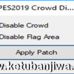 PES 2019 Crowd & Flag Area Disabler Enabler Tools 0.2.0