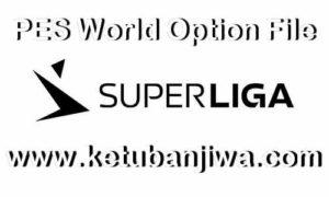 PES 2019 PS4 Danish Superliga Option File by PESWorld