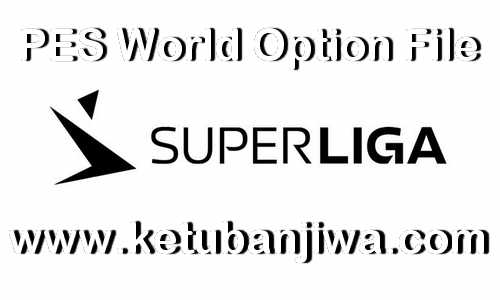 PES 2019 Danish Superliga Option File For PS4 by PES World ketuban Jiwa