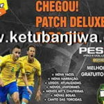 PES 2019 Deluxe BR – DBR Patch 1.00 + Update 1.01