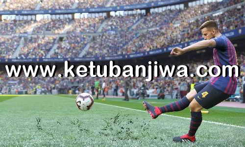 PES 2019 Game Play Patch For PC by Incas36 Ketuban Jiwa