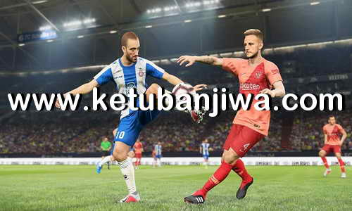 PES 2019 GamePlay Patch v1.1.1 by Incas36 Ketuban Jiwa
