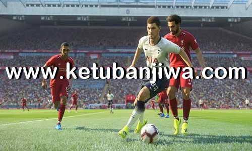 PES 2019 GamePlay Patch v1.1.3-v1.1.4 by Incas36 Ketuban Jiwa