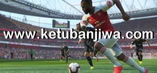 PES 2019 GamePlay Patch v3 by Incas36