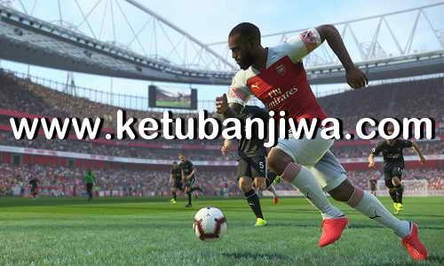 PES 2019 GamePlay Patch v3 by Incas36 Ketuban Jiwa