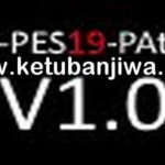 PES 2019 KK Patch 1.0 For PC