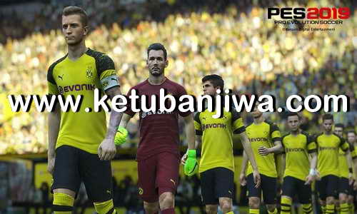 PES 2019 Mega Patch Update 14 September 2018 For PC by ICritMyPants Ketuban Jiwa