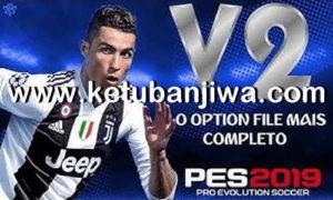 PES 2019 Option File v2 AIO For PS4 by Emerson Pereira Ketuban Jiwa