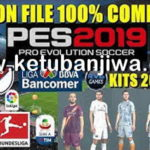 PES 2019 PS4 + PC Option File 4.0 + Legends AIO