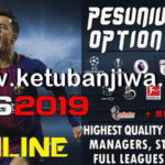 PES 2019 PESUniverse Option File v2 AIO