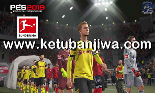 PES 2019 PESFan Option File v4 Full Bundesliga For PS4 Ketuban Jiwa