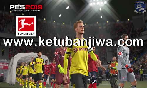 PES 2019 PS4 PESFan Option File v4 Full Bundesliga
