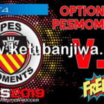 PES 2019 PS4 Option File v1 AIO by PESMoments