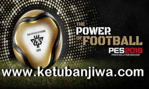 PES 2019 PS4 Champions + Europa League Option File by PESWorld Ketuban Jiwa