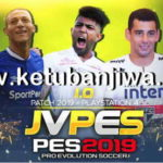 PES 2019 PS4 JVPES Option Files 1.0 + Brasilerao