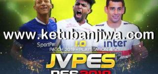 PES 2019 PS4 JVPES Option Files 1.0 + Brasilerao