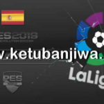 PES 2019 PS4 La Liga Option File by PES World