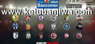 PES 2019 PS4 Liga BBVA Bancomer MX Option File v1