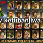 PES 2019 PS4 MyClub Legends Offline Patch v3