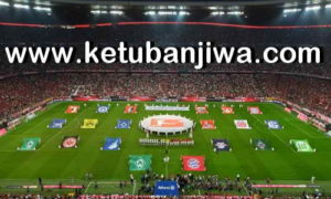 PES 2019 PS4 + PC Bundesliga Option Files v1 by DanWallyPESW Ketuban Jiwa
