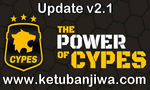 PES 2019 PS4 + PC CYPES Patch v2.1 Update Ketuban JIwa