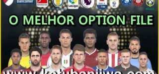 PES 2019 PS4 + PC Pes Vício BR Option File v4 AIO