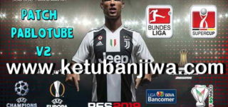 PES 2019 Pablotube Patch v2 AIO For PC