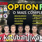 PES 2019 PS4 Pes Vício BR Option File v2 AIO