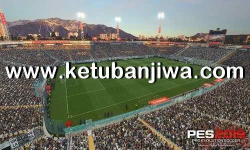 PES 2019 Stadium Unlock by Digitalfoxx Ketuban Jiwa