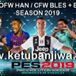 PES 2018 PS3 Monster Patch 6.1 Update Season 2019