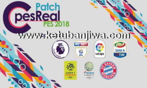 PES 2018 XBOX360 C-PesReal Patch 7.5 AIO Season 2019
