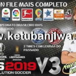 PES 2019 PS4 Option File v3 AIO by Emerson Pereira
