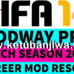 FIFA 14 ModWay Pro Patch 2019 Career Mod Resolve