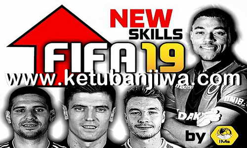 FIFA 18 Squad Update 21 October 2018 For Original + Crack by IMS Ketuban JIwa