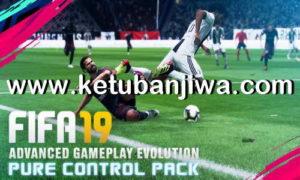 FIFA 19 Advanced GamePlay Evolution AGPE Pure CTRL Pack v1.0 Ketuban Jiwa