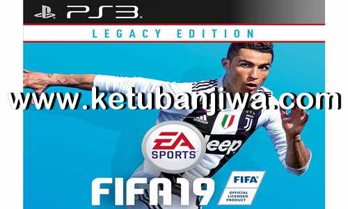 FIFA 19 PS3 BLES / BLUS Single Link Torrent + Update Fix