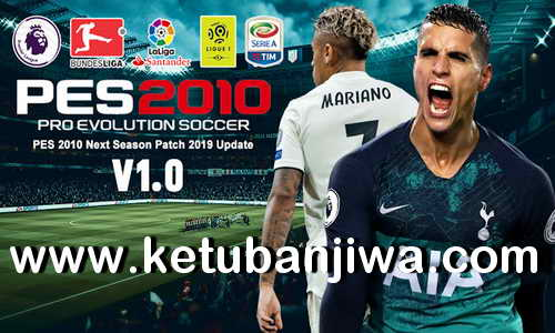 PES 2010 Next Season Patch 2019 + Update v1.0 by Micano4u Ketuban Jiwa