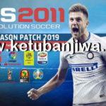 PES 2011 Next Season Patch 2019