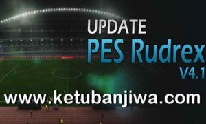 PES 2013 Rudrex Patch 4.1 Update Season 2019