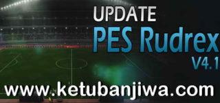 PES 2013 Rudrex Patch 4.1 Update Season 2019