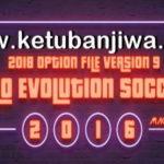 PES 2016 PTE Option File v9 Update 06/10/2018 by Mackubex