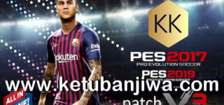 PES 2017 KK Patch v3 Converted From PES 2019 Fix Update