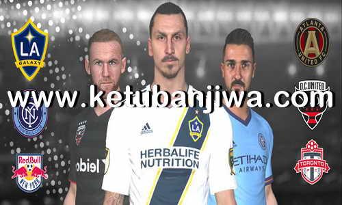 PES 2017 MLS Stars League Patch Season 2019 by Micano4u Ketuban Jiwa