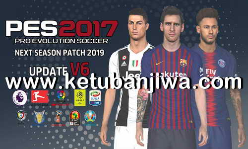 PES 2017 Next Season Patch 2019 Update v6 For PC by Micano4u Ketuban Jiwa