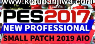 PES 2017 Professional Small Patch Season 2019 AIO