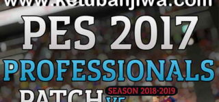 PES 2017 Professionals Patch v5 AIO Season 2019